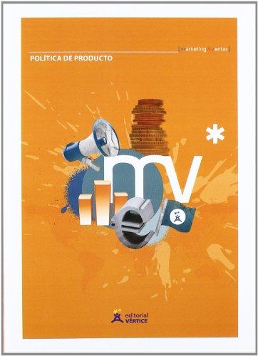 9788492598649: Política de producto (Marketing y publicidad)