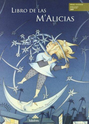 9788492608157: Libro de las M'Alicias