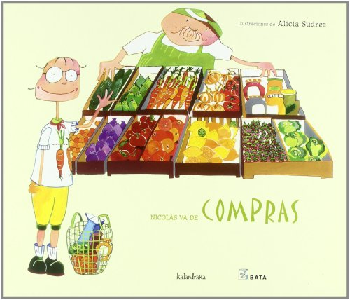 9788492608218: Nicolas va de compras / Nicholas goes shopping (Spanish Edition)