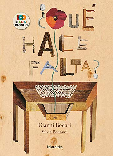 9788492608331: Que hace falta? / What is Needed? (Libros Para Sonar / Books to Dream) (Spanish Edition)