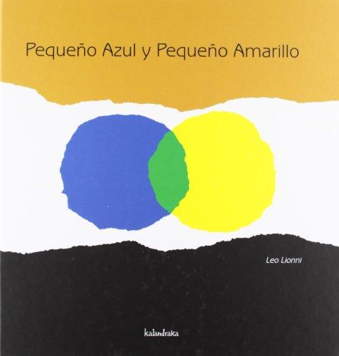 9788492608348: Pequeño Azul Y Pequeño Amarillo