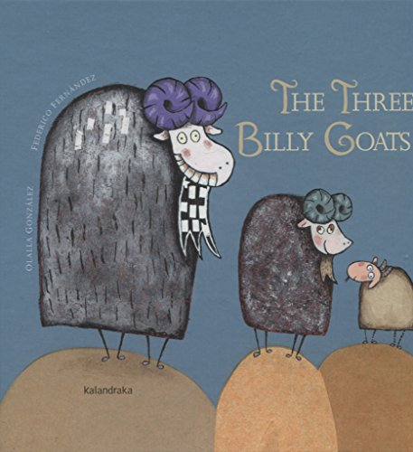 9788492608393: The three billy goats