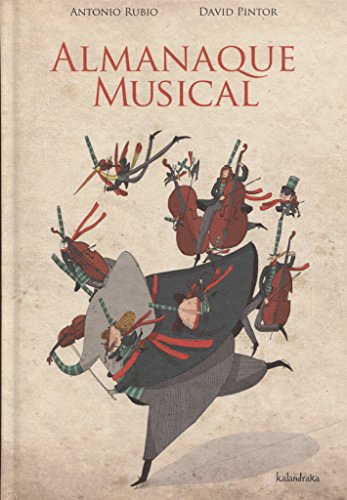 9788492608478: Almanaque musical / Musical Almanac (Spanish Edition)