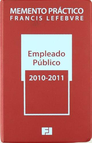 9788492612857: #MEMENTO EMPLEADO PUBLICO 2010 2011
