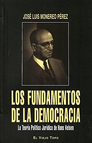 Los fundamentos de la democracia: José Luis Monereo