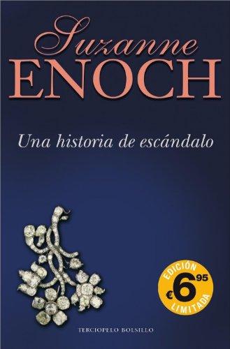 9788492617692: Una historia de escandalo (Terciopelo Bolsillo) (Spanish Edition)