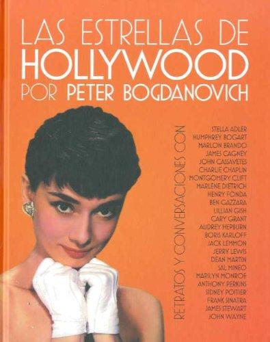 9788492626175: Las estrellas de Hollywood: Retratos y conversaciones