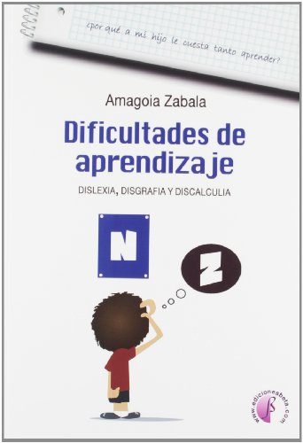 9788492629978: Dificultades de aprendizaje. Dislexia, disgrafia y discalculia (Ensayo)