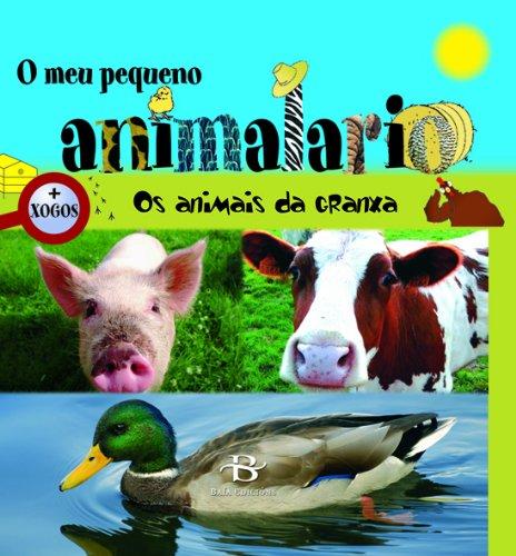 9788492630288: O meu pequeno animalario: Os animais da granxa (Infantil-Xuvenil)