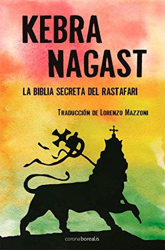 Kebra Nagast: Rastafari Bible (El Observatorio) (Spanish: Mazonni, Lorenzo