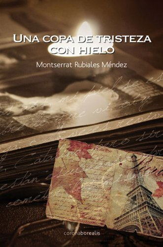 9788492635733: Una Copa De Tristeza Con Hielo (Morfeo)