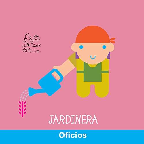 OFICIOS : JARDINERA (Mira-Mira): MONICA CAMPABADAL GILI
