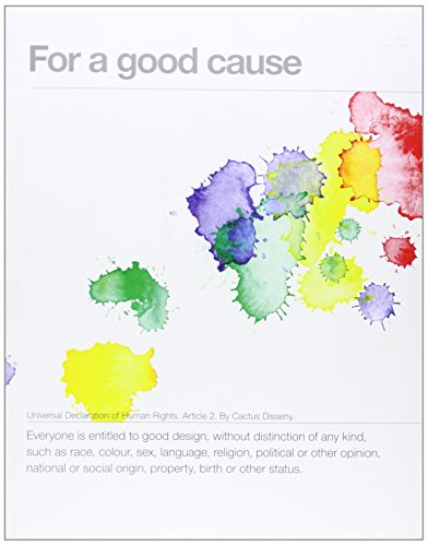 For a Good Cause. Index Book.: Cactus, Disseny: