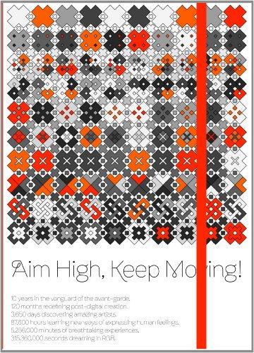 9788492643615: Aim High, Keep Moving!
