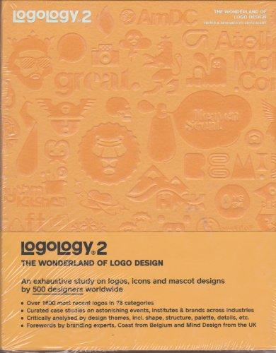 9788492643882: Logology 2: The Wonderland of LOGO Design.