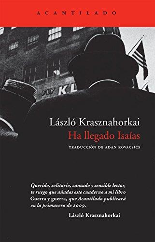 9788492649044: Ha llegado Isaias/ Isaias has come (Spanish Edition)