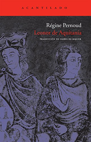 9788492649105: LEONOR DE AQUITANIA (Spanish Edition)