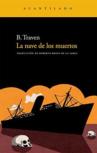 9788492649228: La nave de los muertos (Narrativa del Acantilado)