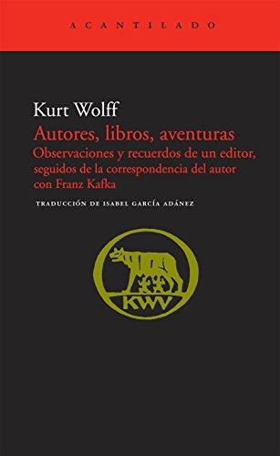 9788492649365: Autores, libros, aventuras / Authors, books, adventures (Spanish Edition)