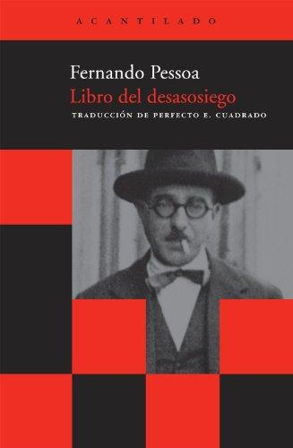 9788492649471: Libro del desasosiego (Acantilado Bolsillo)