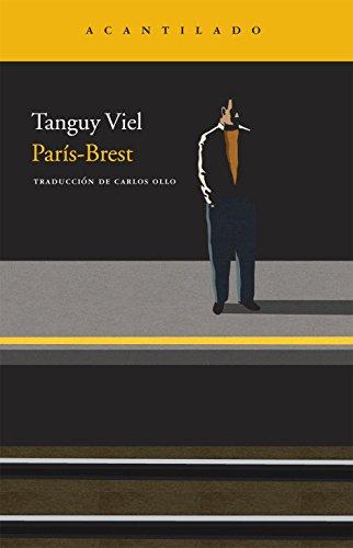 9788492649990: París-Brest (Narrativa del Acantilado)