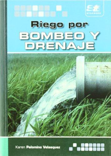 Riego, bombeo y drenaje: Agapea