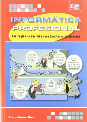 9788492650170: Informatica profesional