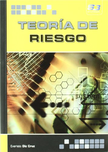 9788492650385: Teoría de Riesgo