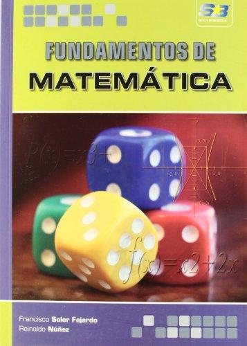 9788492650729: Fundamentos de Matemática