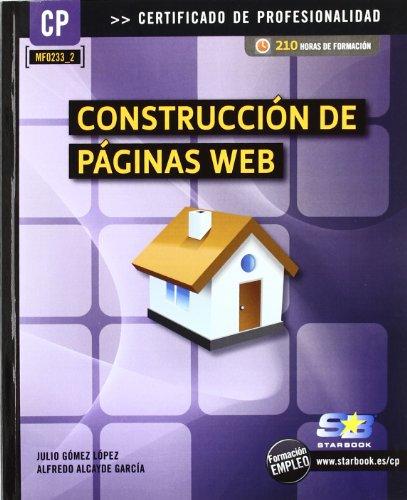 Construcción de páginas web (Paperback): Alfredo Alcayde García,