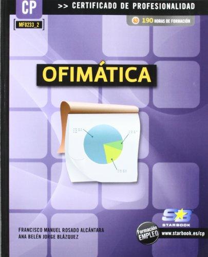 9788492650941: Ofimática (MF0233_2)