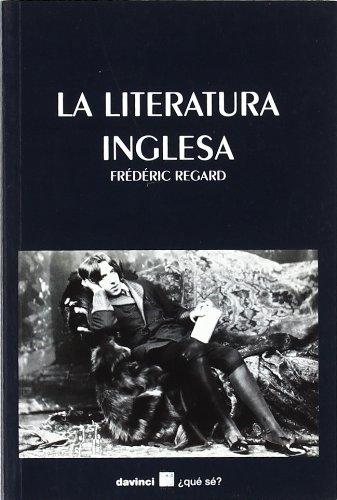 9788492651115: La literatura inglesa