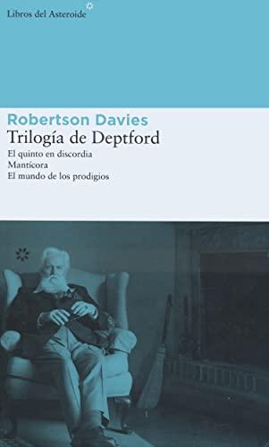 Trilogia de Deptford: El Quinto en Discordia,: Robertson Davies
