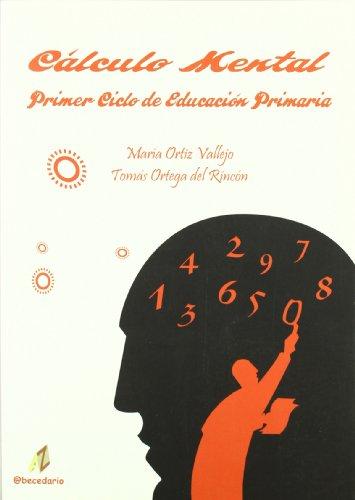 9788492669097: Cálculo mental, Educación Primaria, 1 ciclo