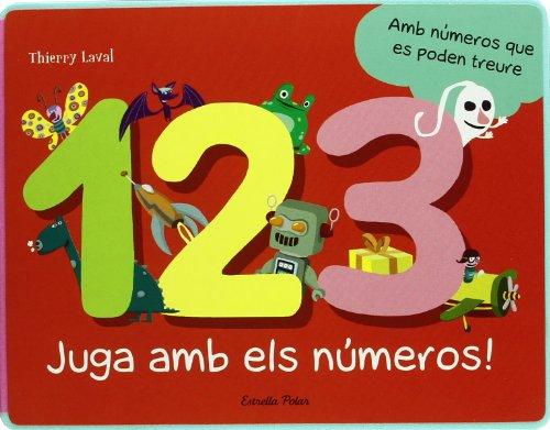 9788492671038: Juga amb els números (LA LLUNA DE PAPER)
