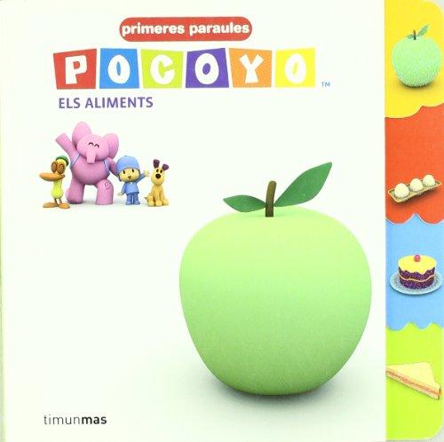 9788492671649: Pocoyó. Els aliments: Primeres paraules (Pocoyo)