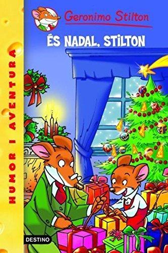 9788492671892: És Nadal, Stilton