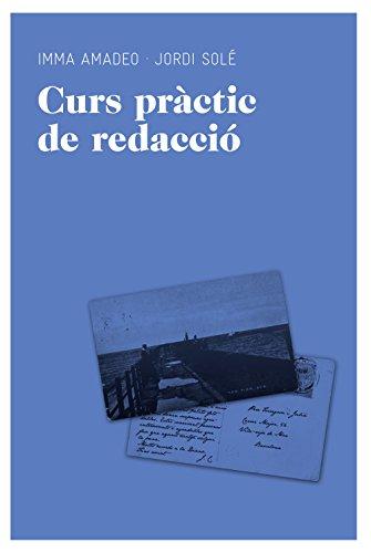 9788492672073: Curs practic de redaccio