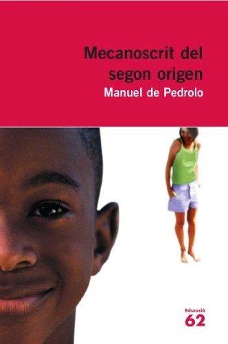 Mecanoscrit del segon origen: PEDROLO, MANUEL DE