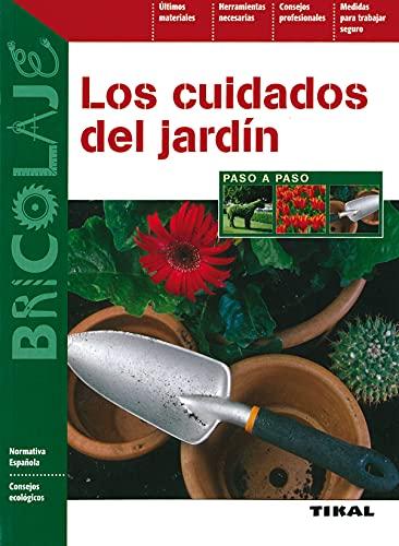 9788492678266: Cuidados Del Jardin (Paso A Paso) (Bricolaje)