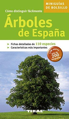 9788492678365: Arboles De España (Miniguias De Bolsillo)