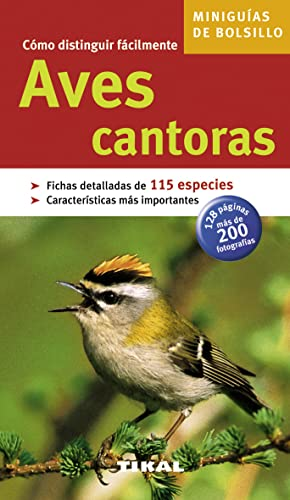 9788492678372: Aves de canto