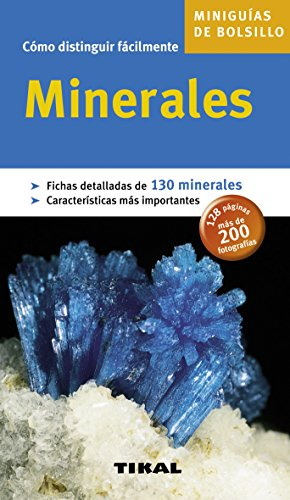 9788492678419: Minerales (Miniguia De Bolsillo (Miniguias de bolsillo)