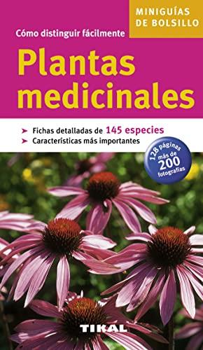 9788492678426: Plantas medicinales (Miniguias de bolsillo)