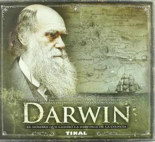 9788492678549: Darwin. El Hombre Que Cambio La Historia De La Ciencia (Personajes De La Historia)