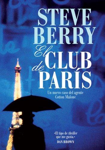 9788492682461: El club de París (Ficción)