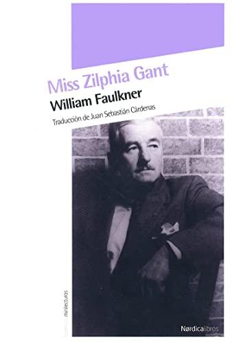9788492683536: Miss Zilphia Gant