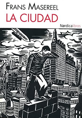 9788492683895: La Ciudad (Miniilustrados)