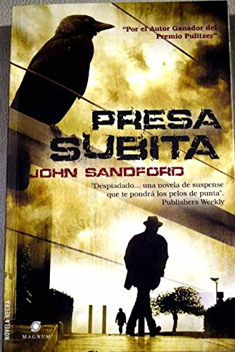 9788492688173: Presa subita (Novela Negra (viamagna))