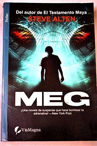 9788492688319: Meg (Bolsillo (viamagna))